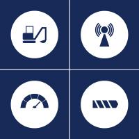 Die vier Leistungsbereiche